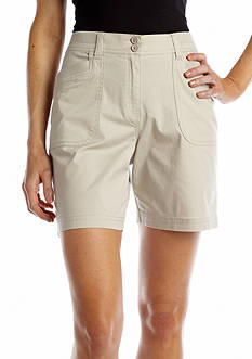 Kim Rogers® Knit Trim Short