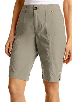 Kim Rogers® Three Snap Bermuda Short