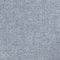 Kim Rogers® Women Sale: Medium Chambray Kim Rogers Roll Sleeve Chambray Solid Shirt
