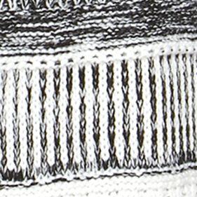 Women: Vest Sale: Black Combo Kim Rogers Novelty stitch open front sweater vest