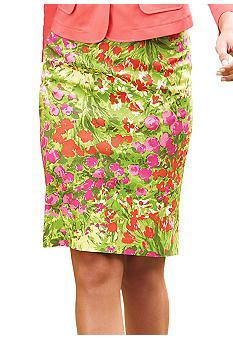 Sunny Leigh Valley Girl Pencil Skirt