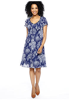 Sunny Leigh Printed Juliet Dress