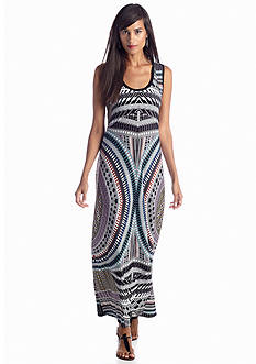 Sunny Leigh Maxi Graphic Story Dress
