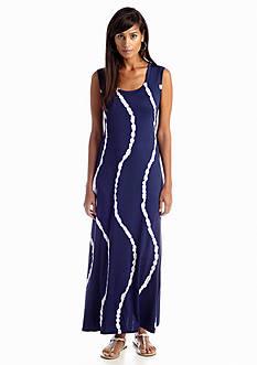 Sunny Leigh Maxi Tie Dye Dress
