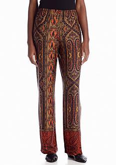 Sunny Leigh Fabulous Paisley Soft Pant