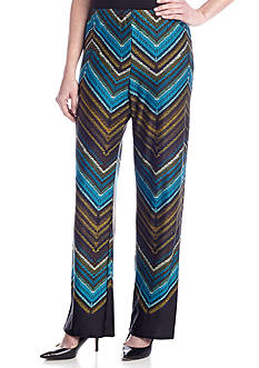 Sunny Leigh Wrapping Print Soft Pant