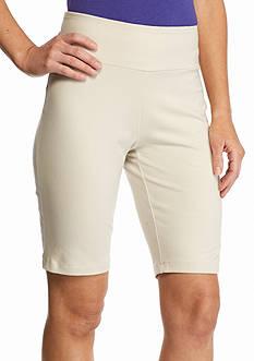 Kim Rogers Petite Stretch Jersey Shorts