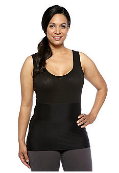 Teez-Her/Rousso Plus Size the Skinny Shaper Tank