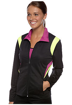 Teez-Her/Rousso Colorblock Workout Jacket