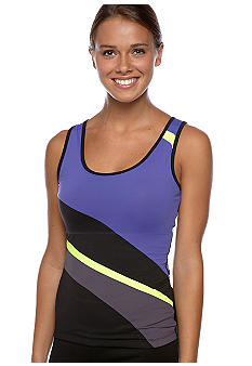 Teez-Her/Rousso Color Block Tank