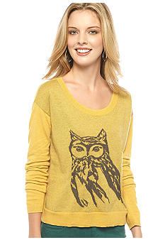 Kensie lineOwl Sweater