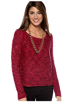Kensie Space Dye Sweater