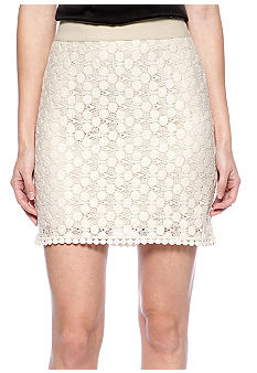 Kensie Lace Skirt
