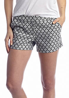 Kensie Printed Short