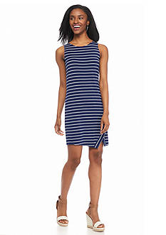 kensie Striped Knit Dress
