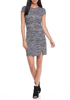 kensie Drapey Blended Dress