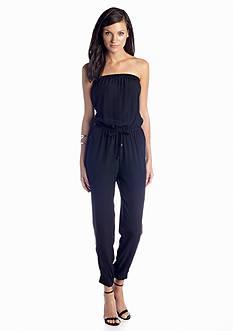 Kensie Thick Soft Crepe Jumpsuit