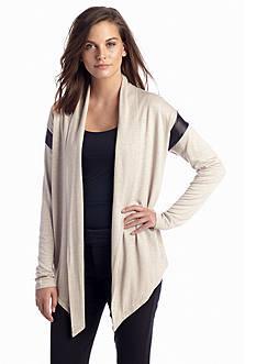 Kensie Drapey Front Jacket