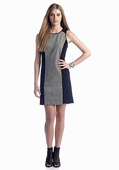 Kensie Soft Tweed Dress