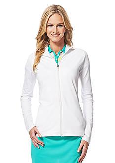 PGA TOUR Long Sleeve Full Zip Jacket