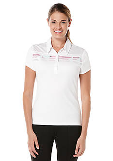PGA TOUR Vented Polo