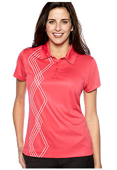 Pro Tour Ladies Argyle Polo
