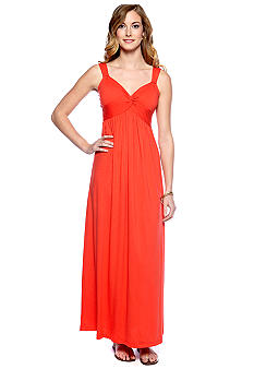 New Directions Maxi Dress Twist