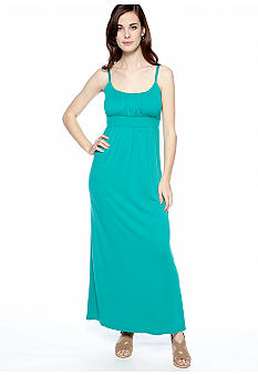 New Directions Petite Maxi Dress