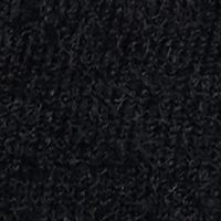 New Directions Women Sale: Black New Directions Allover Eyelash Sweater
