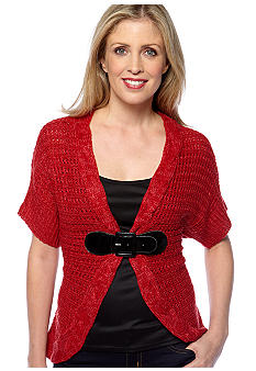New Directions® Cardigan with Belt