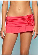 Kenneth Cole Haute Wave Skirted Swim Bottom