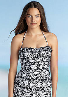 Kenneth Cole On Island Time Tankini