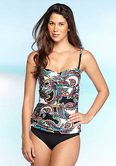 Kenneth Cole Eclectic Adventure Tankini