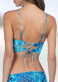 Kenneth Cole Reaction Hit The Surf Midkini