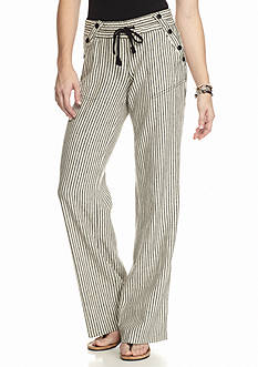 Jolt Striped Soft Pants