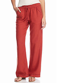Jolt Wide Leg Soft Pants