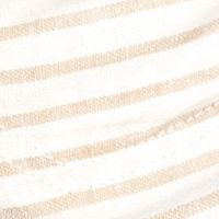 Jolt Juniors Sale: Light Khaki Jolt Striped Linen Shorts