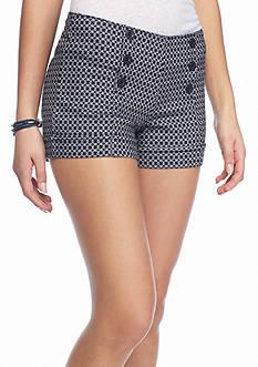 BeBop Jacquard Sailor Shorts