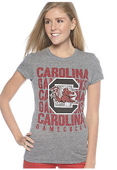 Soffe South Carolina Tri-blend Crew Tee