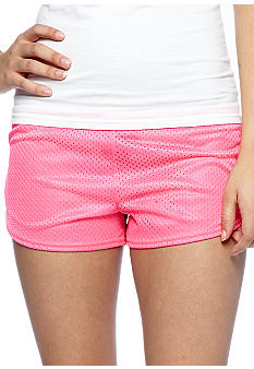Soffe Teeny Mesh Short