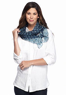Tommy Bahama Tiles Oblong Scarf
