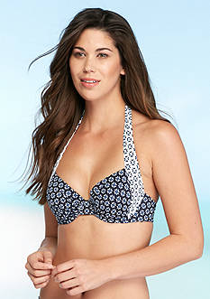 Tommy Bahama Paisley Terrace Underwire Full Coverage Bra