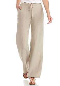 Tommy Bahama Solid Linen Pants