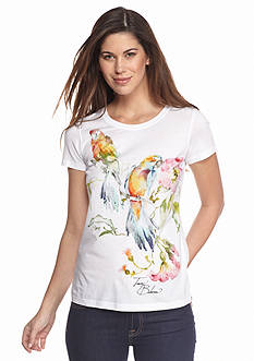 Tommy Bahama Weekend Escape Parrot Tee