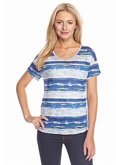 Tommy Bahama Watercolor Waves Tee