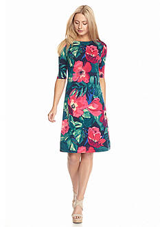 Tommy Bahama Paradise Poppies Dress
