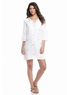 Tommy Bahama Embellished Tunic Dress