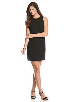 Tommy Bahama Lily Eyelet Shift Dress