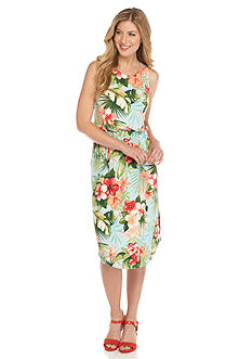 Tommy Bahama Solidad Oasis Midi Knit Dress