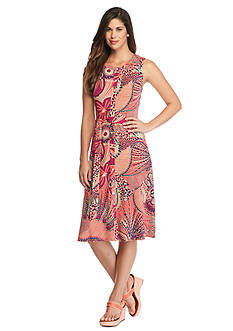 Tommy Bahama Carnival Lights Midi Dress